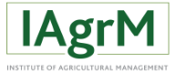 IAgrM - The Institute of Agricultural Management