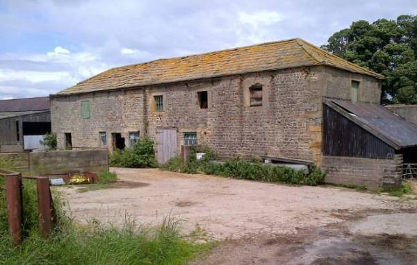 Funding the conversion of redundant farm buildings