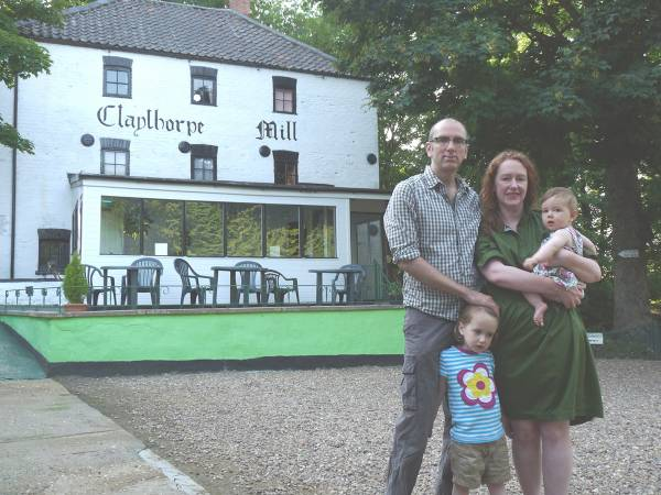Family dream becomes reality with tourist attraction purchase