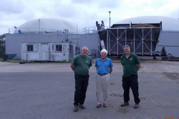 Anaerobic Digestion plant purchase